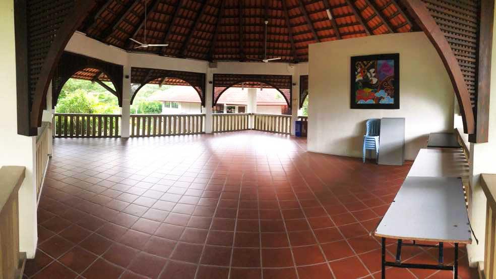 Upper Dome
