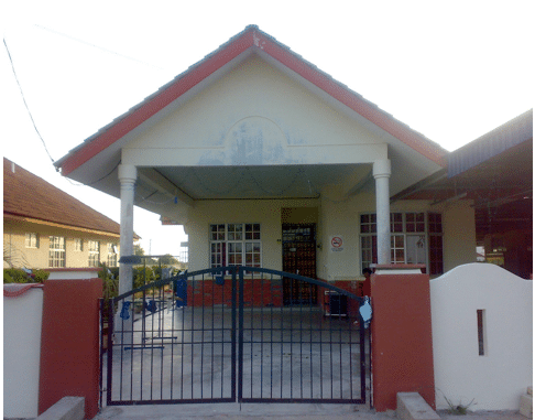 Batu Grace Children's Home